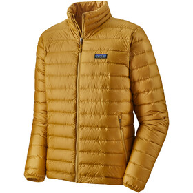 Patagonia Down Sweater Herre buckwheat gold